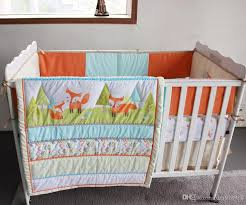 Baby Comforter Sets Early Education Baby Bedding Set Three Dimensional Embroidery