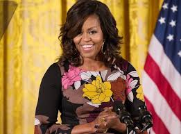 ms obamas hair new cut michelle obama just got the hottest haircut of the season instyle