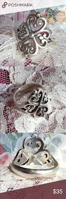 avery adorned hearts ring avery adorned hearts ring heart bands and d arcy