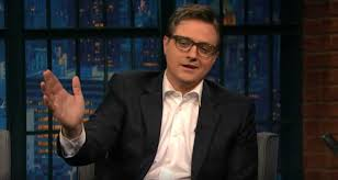 oh my goodness u0027 the time chris hayes walked into the gop