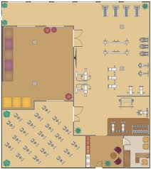 garden layout plans gym and spa area plans solution conceptdraw com