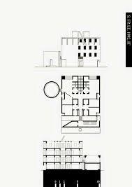 Casa Fortuna Floor Plan Gibellina Franco Purini E Laura Thermes Casa Pirello Progetto
