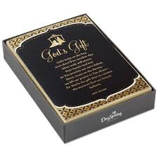 god s gift religious cards box of 16 boxed cards