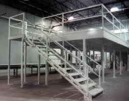 Industrial Stairs Design Stair System Omega Industrial Products