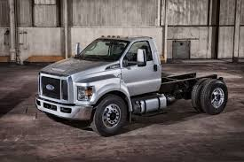 concept work truck preview 2016 ford f 650 and f 750 updated for more work the