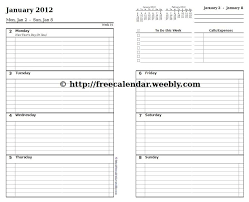 Excel Monthly Planner Template Amazing Weekly Calendar Printable Pictures Office Worker Resume