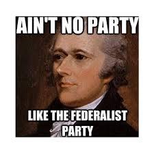 Hamilton Memes - ain t no party hamilton meme merch laptop sleeves by lauren