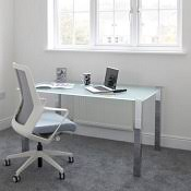 Computer Desks Glass Desks for Office  Home Home Office Design UK