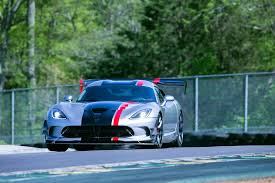 Dodge Viper 2016 - we drive the fully adjustable customizable 2016 dodge viper acr