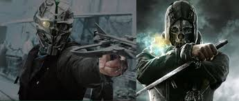 Dishonored Mask Dishonored 2 Live Action Trailer Take Back What U0027s Yours Neogaf
