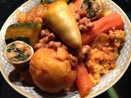 cuisine tunisien la cuisine de couscous tunisien aux encornets farcis