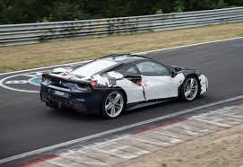 ferrari prototype ferrari 488 u0027gto u0027 spotted with 812 superfast kers prototype