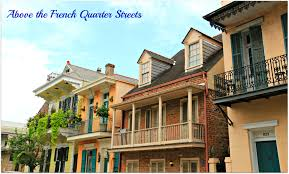 New Orleans Style Homes New Orleans Homes And Neighborhoods French Quarter Homes In New