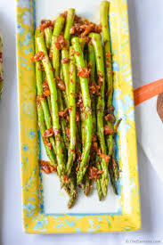 better than green beans vegan kimchi garlic asparagus recipe