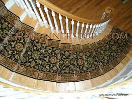 curved staircase stair runner store blog