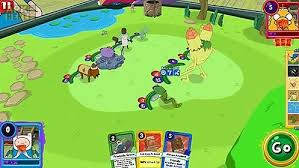 adventure time apk adventure time card wars kingdom for android free at apk