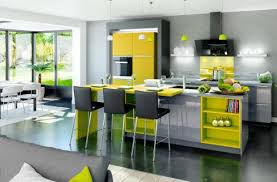 cuisine moderne design avec ilot awesome photo de cuisine gallery amazing house design