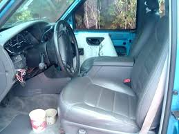 2000 Ford F250 Interior Ford F250 Bench Seat Replacement Ford F250 Front Bench Seat