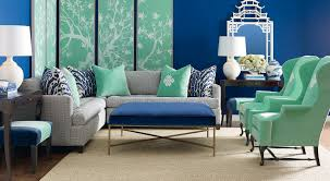 Interior Blue Cr Laine Home Page
