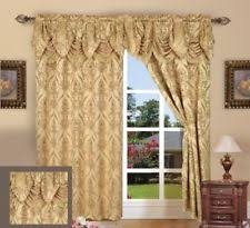 Gold Satin Curtains Gold Curtains Drapes And Valances Ebay