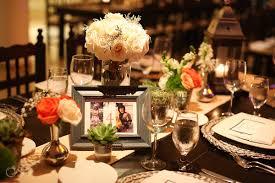 playa del carmen wedding reception lovely tables at le reve