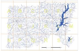 Map Of Orange County Granville Land Grants In Chatham County