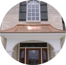 Copper Awnings For Homes Copper Installation Flashings Awnings Gutters Richmond Ext