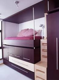 all in one loft bed foter