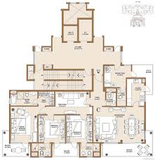 dlf new town heights floor plan central park ii