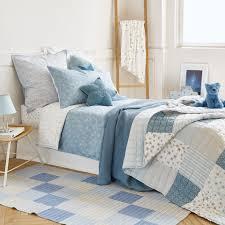 reversible blue star print duvet cover duvet covers bedroom image