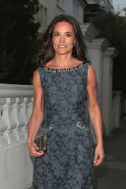 pippa middleton is making wedding guests bring two