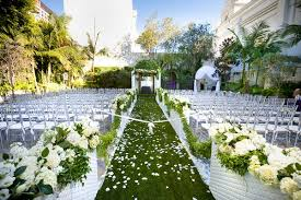 wedding planners in los angeles wedding planner alexandra rembac s garden inspired celebration