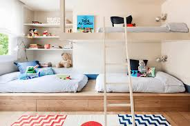 pictures of bunk beds for girls creative shared bedroom ideas for a modern kids u0027 room freshome com