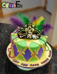 mardi gras cake decorations mardi gras cake http www cake decorating corner
