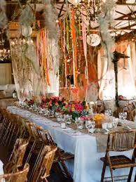 mariage hippie décoration pour un mariage boho hippie chic inspiration pour