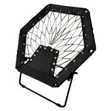 Bungee Chair Foldable Bungee Chair Black At Mills Fleet Farm
