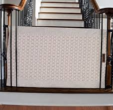 Baby Gate For Banister Stairs The Stair Barrier Banister To Banister Baby Pet Gate Regular