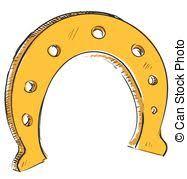 cartoon lucky horseshoe stock photos and images 322 cartoon lucky