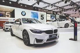 bmw m4 headlights alfardan automobiles hosts middle east debut of bmw m3 and m760li