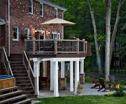 custom patio and deck designer archadeck outdoor living