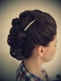 Hochsteckfrisurenen Hochzeit Romantisch by Braut Hochzeit Hochsteckfrisur Locken Wellen Hair Waves Hairupdo