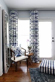 Blue And White Window Curtains Best 25 Navy Blue Curtains Ideas On Pinterest Navy And White