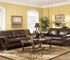 Living Room Brown Leather Sofa Living Room Home Design Ideas