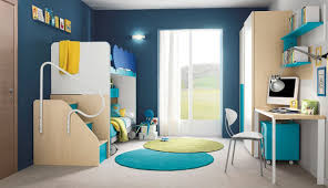 modern childrens bedroom furniture brown wooden bedroom study