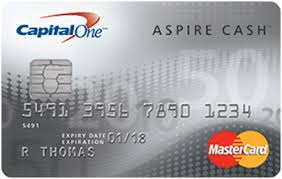capital one gift card you ll these capital one aspire credit cards we re even