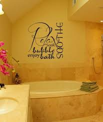 Sayings For The Bathroom Vinyl Wall Decals For The Bathroom Color The Walls Of Your House