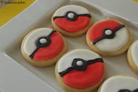 the engineered baker pokemon cookies