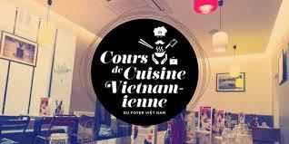 cours de cuisine vietnamienne nos cours de cuisine foyer
