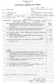 coroner s report template postmortem report template roundrobin co