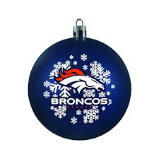 denver broncos ornaments ideas 2017